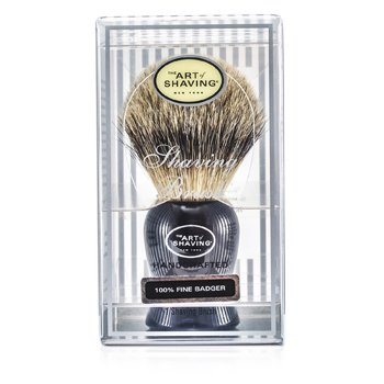 刮鬍學問 Fine Badger Shaving Brush - Black