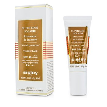 希思黎 Super Soin Solaire Youth Protector For Face SPF 50+