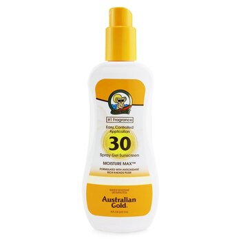 金色澳洲 Spray Gel Sunscreen Broad Spectrum SPF 30