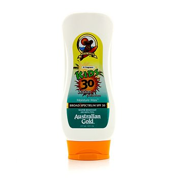 金色澳洲 Lotion Sunscreen Broad Spectrum SPF 30 - For Kids