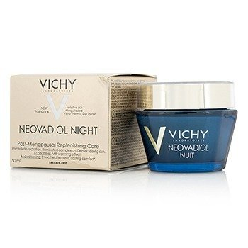 Neovadiol Night Compensating Complex Post-Menopausal Replensishing Care - For Sensitive Skin