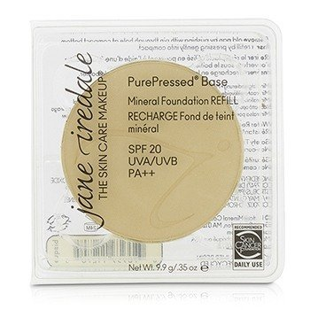 PurePressed Base Mineral Foundation Refill SPF 20 - Bisque
