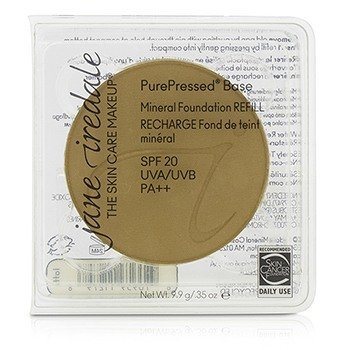 PurePressed Base Mineral Foundation Refill SPF 20 - Latte