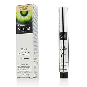 Velds Eye Magic Creamy Gel - Anti-Aging Undereye Circles Eye Contour Brush