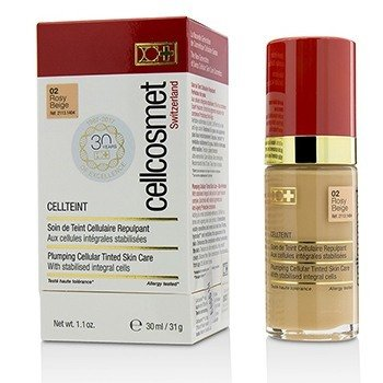 Cellcosmet & Cellmen Cellcosmet CellTeint Plumping Cellular Tinted Skincare - #02 Rosy Beige