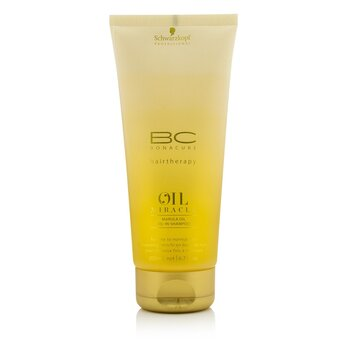 施華蔻 BC Oil Miracle Marula Oil Oil-In-Shampoo (For Fine to Normal Hair)