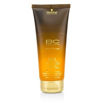 施華蔻 BC Oil Miracle Argan Oil Oil-In-Shampoo (For Normal to Thick Hair)