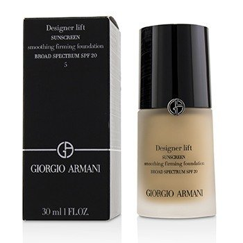 Designer Lift Smoothing Firming Foundation SPF20 - # 5 (Exp Date. 08/2018)