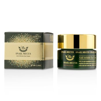 3W 診所 Snail Mucus Anti-Wrinkle Eye Cream
