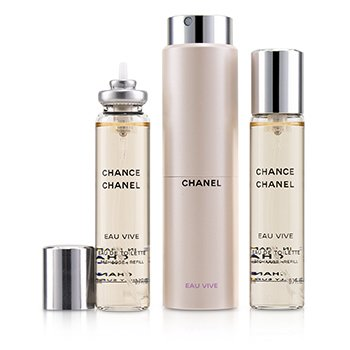 香奈兒 Chance Eau Vive Twist & Spray Eau De Toilette