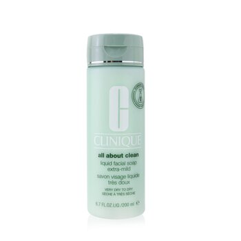 All About Clean Liquid Facial Soap Extra-Mild - Very Dry to Dry Skin