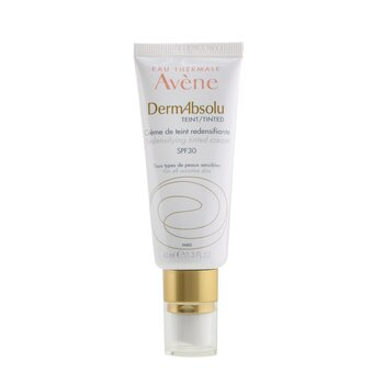 DermAbsolu TINTED Redensifying Tinted Cream SPF 30 - For All Sensitive Skin (Exp. Date: 08/2021)