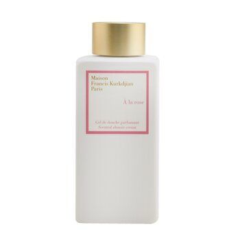 弗朗西斯·庫爾吉安 A La Rose Scented Shower Cream